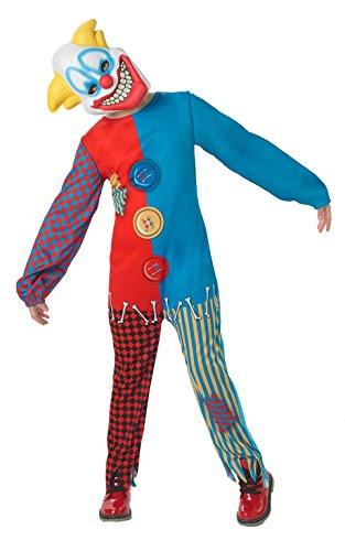 Rubies Officielle 880350 Scary Clown Costume garçon XL