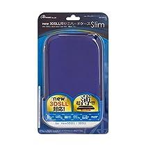 (まとめ)アンサー new 3DS LL用 「セミハードケース スリム」 (ブルー) ANS-3D054BL【×3セット】 ホビー エトセトラ ゲーム Nintendo NintendoDS [並行輸入品]