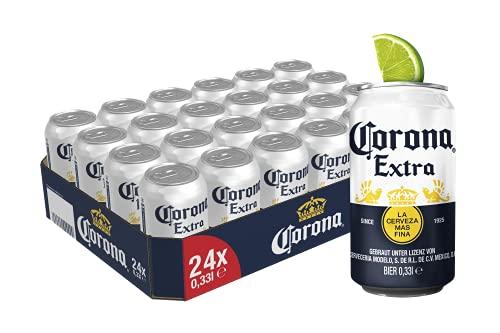 Corona Extra Premium Lager Dosenbier,...