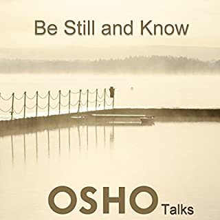 Be Still and Know audiobook cover art