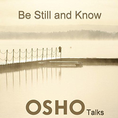 Be Still and Know  By  cover art