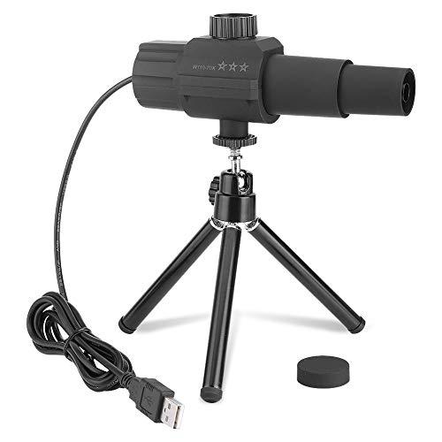 Telescopio de cámara digital, pantalla USB Monoculares 2MP 70X Zoom inteligente Detección de movimiento Grabadora de...