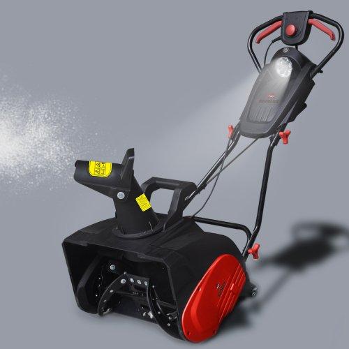ROTENBACH Elektro Schneefräse Kehrmaschine Schneeschieber 2000W - 5