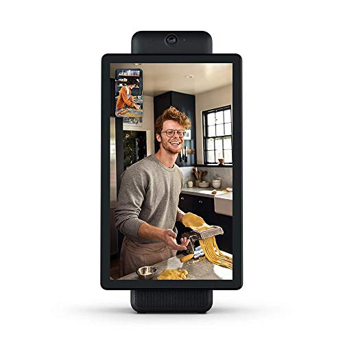 "Facebook Portal Plus Smart Video Calling 15.6"" Touch Display with Alexa Black (899-00048-02)"