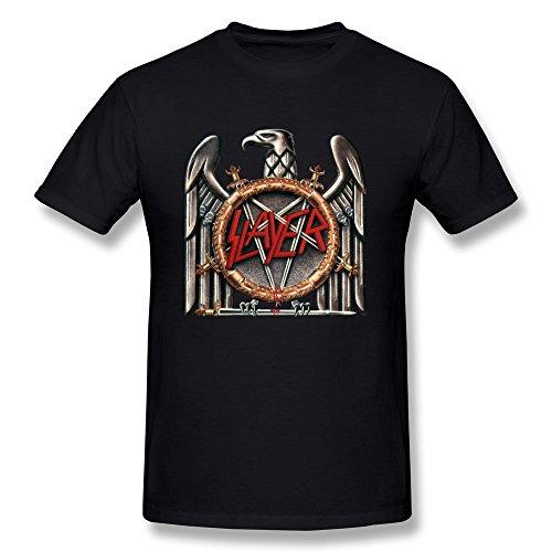 Slayer Herren T-Shirt Gr. M, Black 03