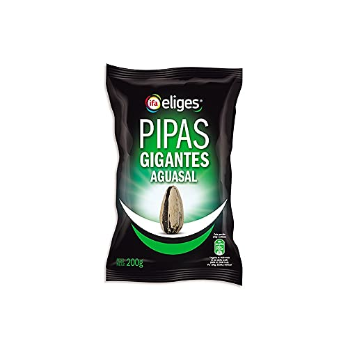 Ifa Eliges Pipas Gigantes Aguasal - 200 gr.