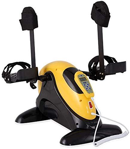 TQ Radfahren Trainer Elektro Pedal Trainer für Senioren, bewegliche Fitness Übungs-Fahrrad, Behinderte und Stroke Survivor Arm/Bein Physiotherapie Rehabilitation Geräte