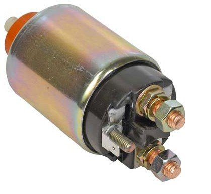Rareelectrical NEW STARTER SOLENOID COMPATIBLE WITH KUBOTA MOWER ZERO TURN ZG20F ZG23F GH630 GH680 25-098-11-S SDR6157 66-157 66157 -  6640-121D1