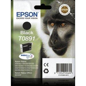 Epson Cartucho de tinta Epson T0891 negro