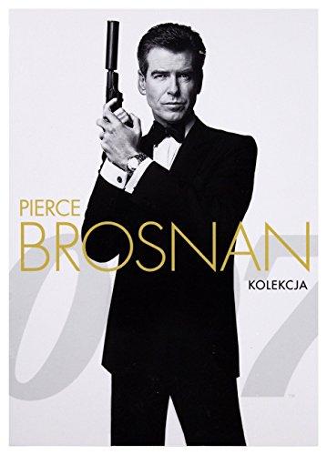 JAMES BOND PIERCE BROSNAN 007 BOND COLLECTION (4 DVD) (BOX) [4DVD] (IMPORT) (Nessuna versione italiana)