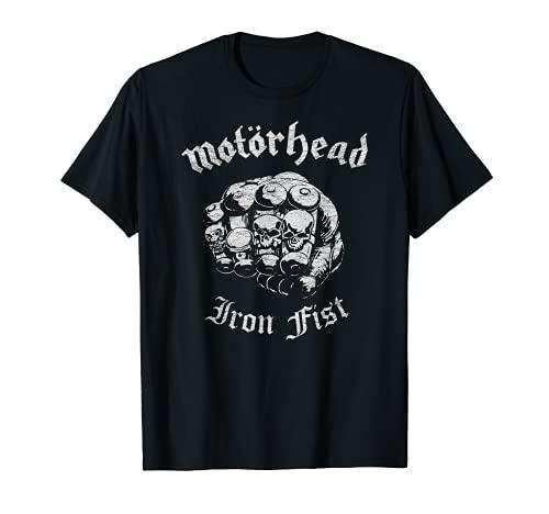 Motörhead - Iron Fist Camiseta