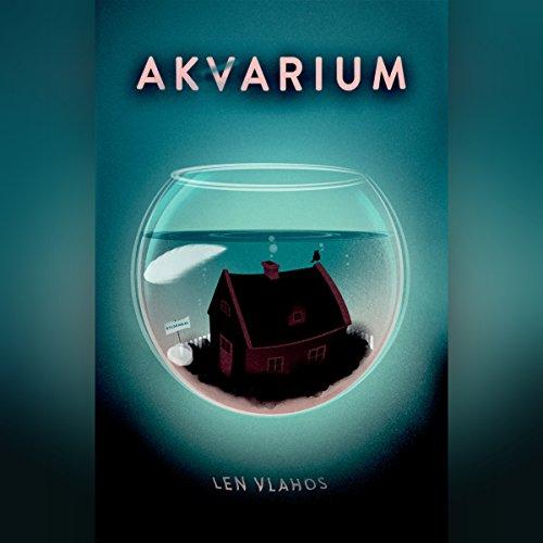 Akvarium audiobook cover art