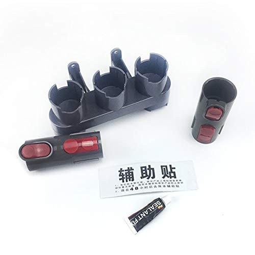 Support de stockage D915 + adaptateur D931 * 2 + colle sans ongles Ty1619 + autocollants auxiliaires Ty1620 Accessoires de stockage