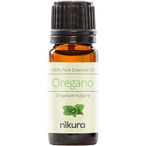 Nikura | Oregano Essential Oil - 10ml - 100% Pu