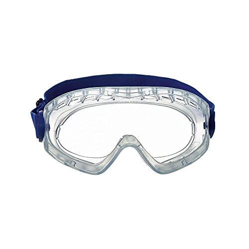 Dräger X-pect 8510 Gafas de Seguridad | Protección Ocular hermética, antivaho y Resistente a los arañazos para Trabajos de Laboratorio y químicos | 1 gafa ✅