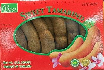 PRODUCE Sweet Tamarinds, 16 OZ
