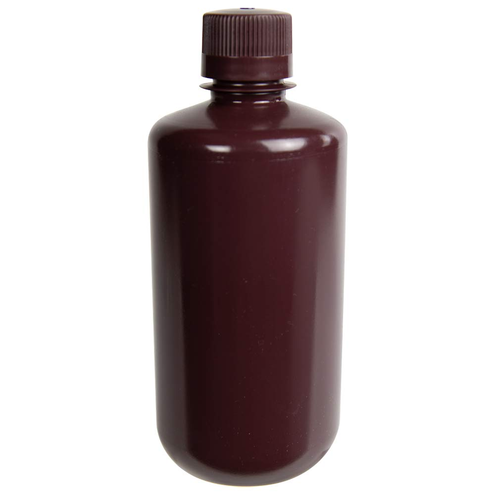 1000mL Diamond RealSeal Amber Mouth Bottles 2 New shopping product Narrow