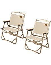 DesertFox アウトドア チェア キャンプ チェア 軽量 折りたたみ 椅子 L サイズ 78X54×51cm 耐荷重 150kg コンパクト 携帯便利 キャンプ椅子 DY