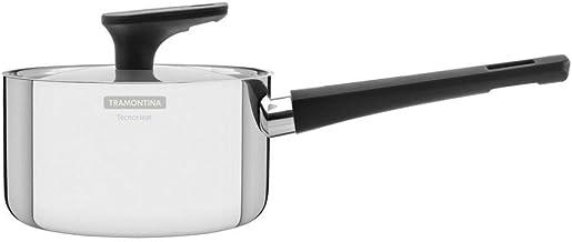 Tramontina Sauce Pan 16cm Stainless Steel Tri-ply body Grano