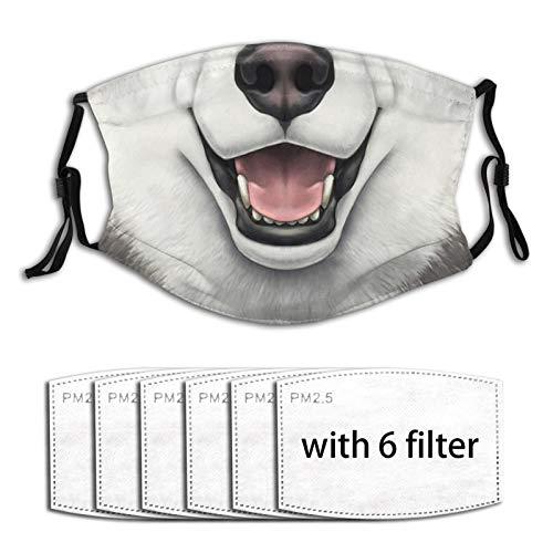 Dog Themed Face Mask