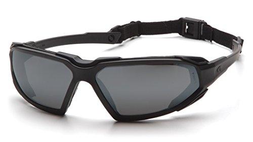 Pyramex Highlander Gafas de Seguridad Negro