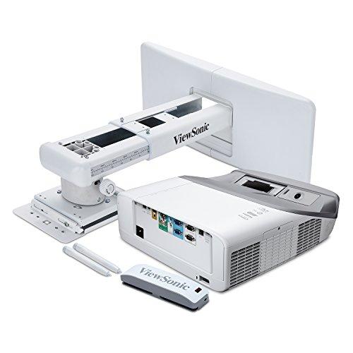 Viewsonic PS750W Video - Proyector (3300 lúmenes ANSI, DLP, WXGA (1280x800), 16:10, 2209,8 - 3048 mm (87 - 120