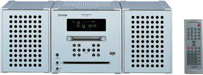 Denon CD/MDシステムコンポ ホワイト D-C7USB-W