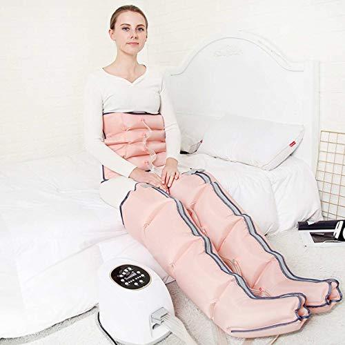 Best Bargain DXFK.AM Air Chambers Leg Compression Massager 3 Modes Vibration Therapy Arm Leg Waist P...