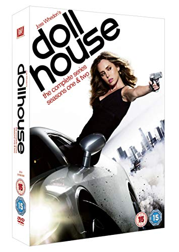 Dollhouse - The Complete Series [DVD] [2009]