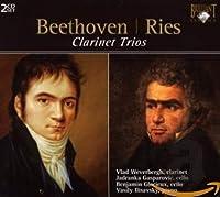 ベートーヴェン/リース:クラリネット三重奏曲集(2CD)