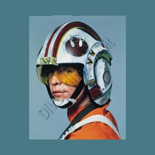 PARTY STREET, Casque X-WING
