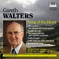 Song of the Heart by GARETH WALTERS (2009-01-13)