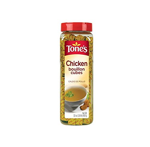 Tone's Chicken Bouillon Cubes - 32 oz. (pack of 2)
