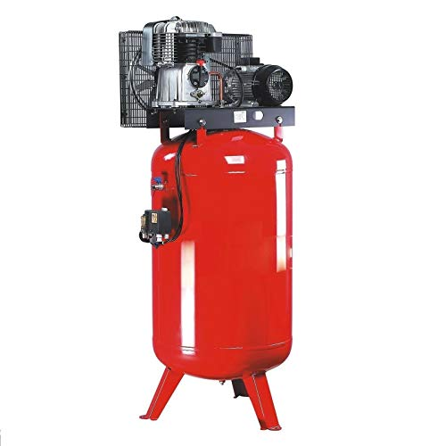Werkstattkompressor Druckluft Kompressor 650/11/270ST Verdichter 5.5PS 11bar 4kw, Industriekompressor, Werkstattkompressor, Druckluft Kompressor 400V, Kolbenkompressor AWZ