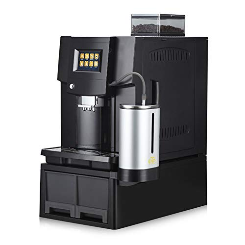 Best Review Of Automatic coffee machine, Steam Pump Coffee Machine, Touch Screen Coffee Machine, Off...