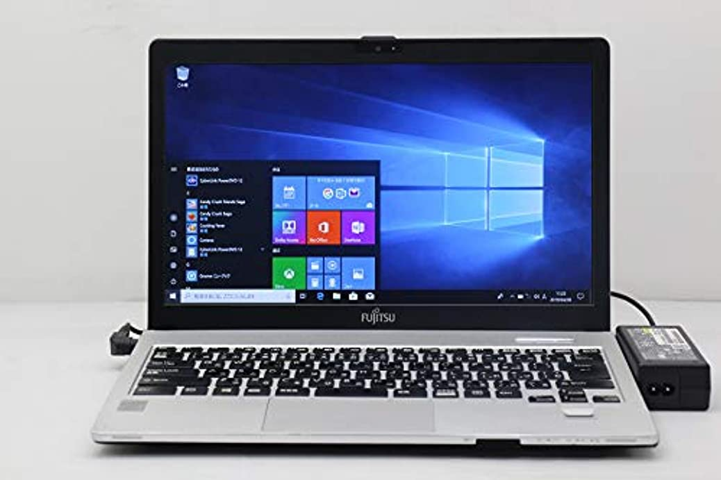 カセット批判メドレー【中古】 富士通 LIFEBOOK S904/J Core i5 4300U 1.9GHz/4GB/128GB(SSD)/Multi/13.3W/FHD(1920x1080)/Win10