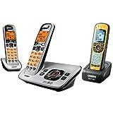 Uniden D16803 / D1680-3X / D1680-3X DECT 6.0 Cordless Phone with Digital...