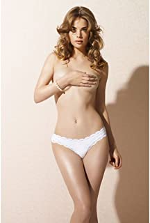 Doreanse Ladies Thong, White, Small, 50g