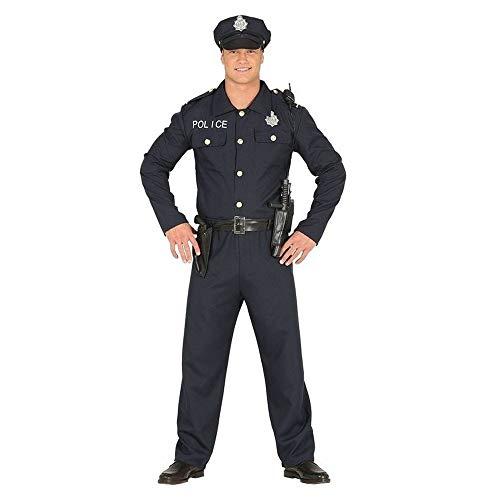 Guirca 88172 - Policia Adulto Talla L 52-54