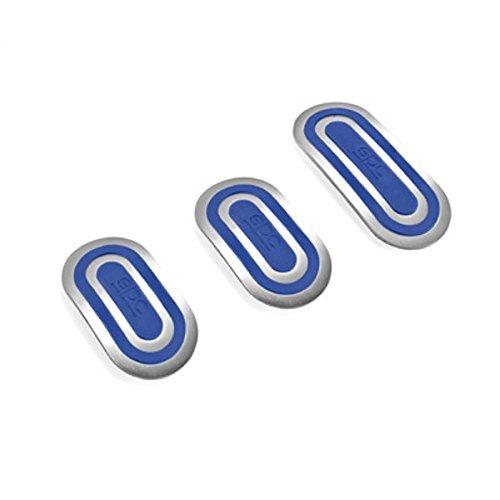Sparco Corsa OPC04040002 Pédalier Urban Style - Bleu