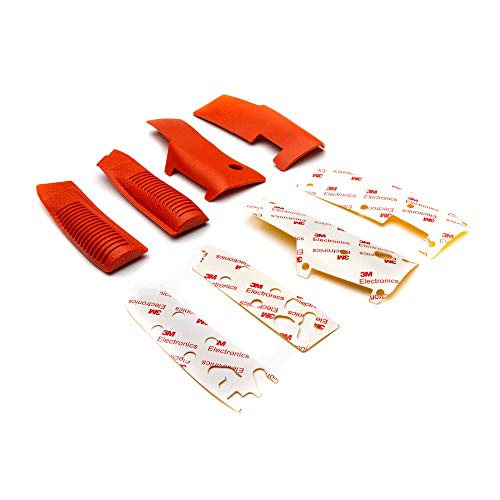 Spektrum Orange Grip Set with Tape: DX9, SPMA9608