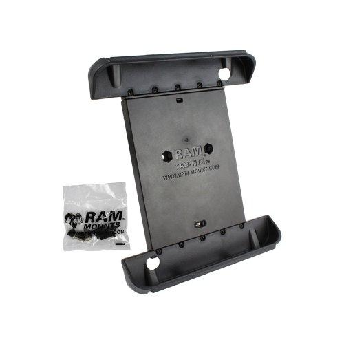 Ram-Mount ram-hol-tab6u autohouder, zwart, voor tablets en ultra-mobiele PC's
