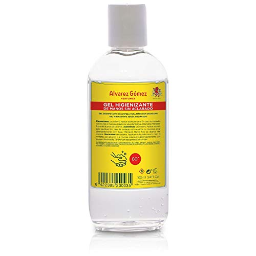 Alvarez Gómez - Spray Higienizante, Amarillo - 100 ml