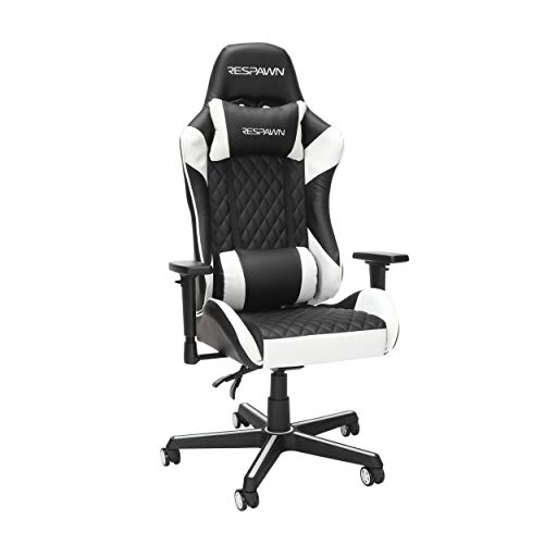 RESPAWN RSP-100-WHT Gaming Chair, White