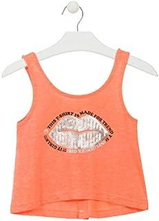 5cc7d61fb Amazon.es: losan - Camisetas de manga corta / Camisetas, tops y ...