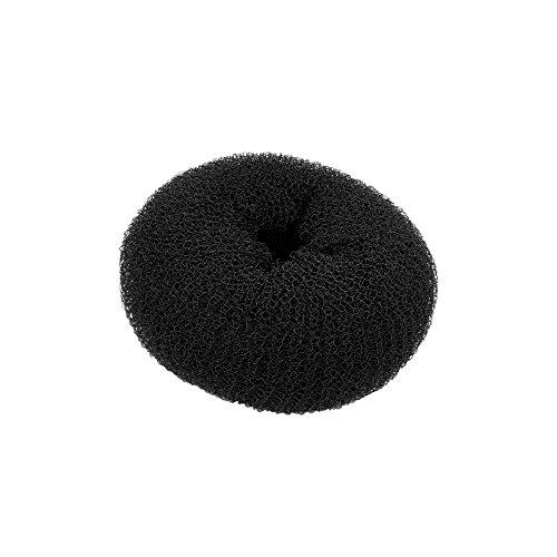 Petit stylo bun cheveux noirs ancien stylo anneau donut