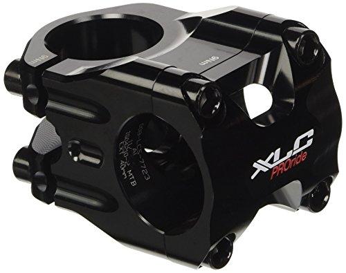 XLC Unisex– Erwachsene Pro Ride A-Head-Vorbau ST-F05 Alu, Schwarz, One Size