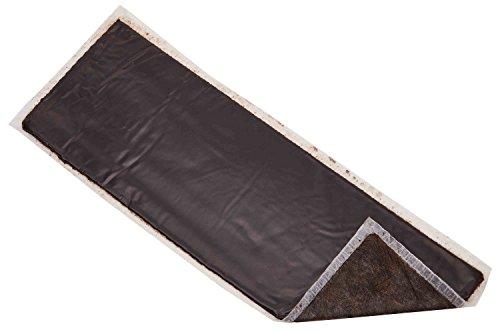 20 Stück 15 x 40 cm Alerion Natur-Moorpackung die Wärmeanwendung für zuhause Fango Moor 180g pro Stück Moor-Packung Heil-Moor Moor-Kompresse