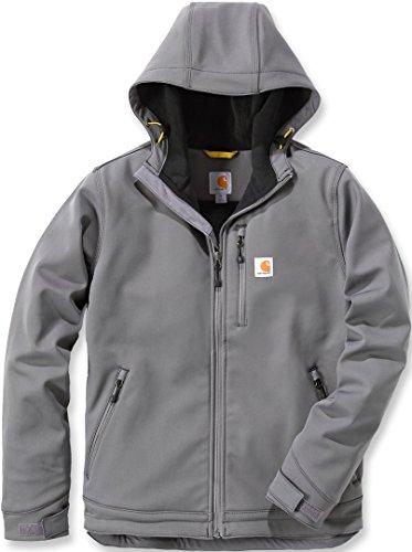 Carhartt - Prendas de abrigo para hombre, M, gris oscuro, 1