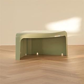 1/4 Table Basse Arrondie, Tables De Chevet De Table De Chevet Multifonctions De Table De Chevet De La Mode étagère De Rang...